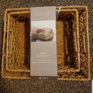 Maize basket set